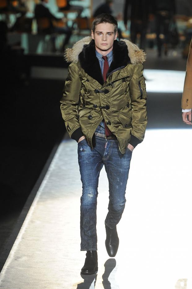 DSquared2 Fall – Winter 2012 Men's – BLANKMODE