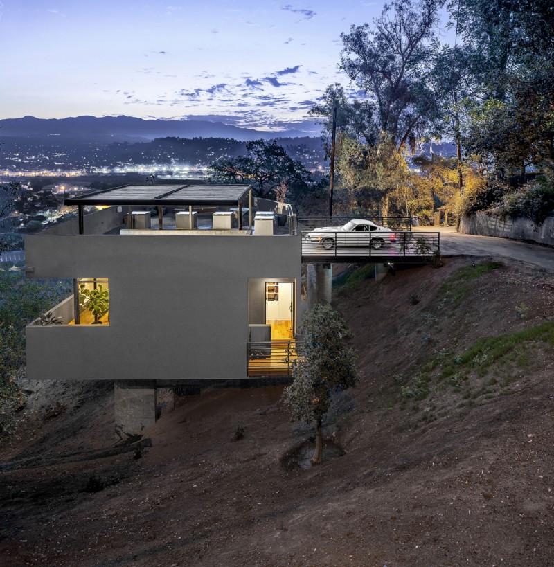 architecture-project-Car-Park-House-