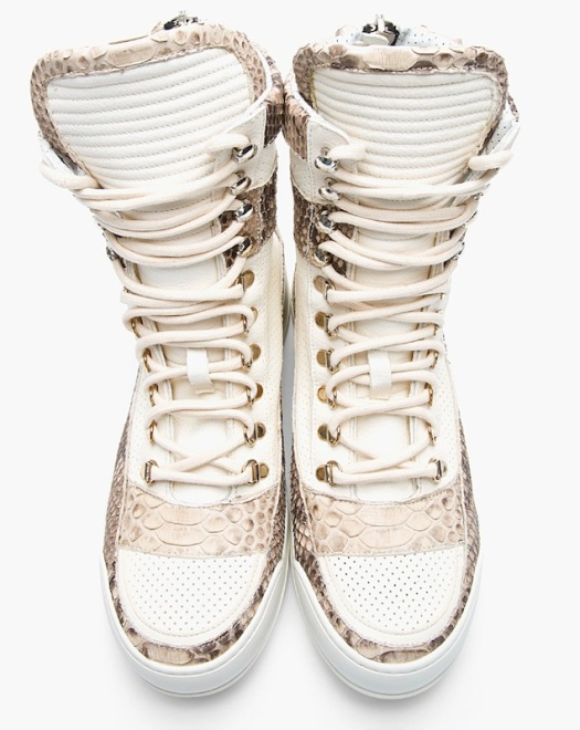 Balmain-Pythonskin-Ivory-Tuape-Perforated-Leather-Sneakers-UpscaleHype-5