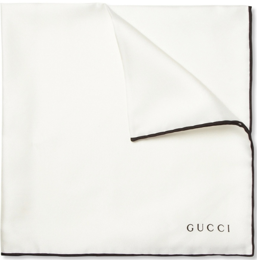 Gucci Pocket Square