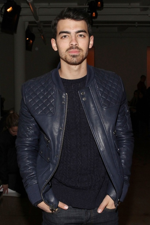 Joe-Jonas-Richard-Chai-quilted-leather-jacket-2